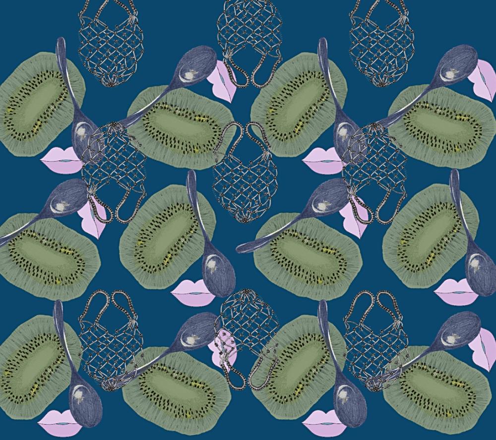 Frutty print Dianna
