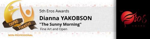 the sunny morning award logo